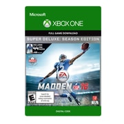 Electronic Arts – Madden NFL 16 Super Édition Deluxe, Xbox One [Téléchargement]