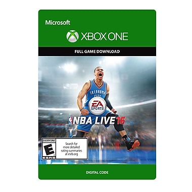 Electronic Arts NBA Live 16, Xbox One [Download]