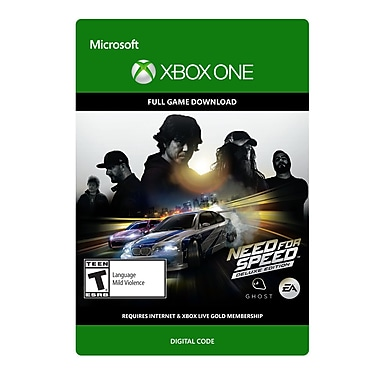 Electronic Arts Need For Speed Deluxe Edition, Xbox One [Download]