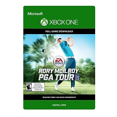 Electronic Arts – Rory McIlroy PGA Tour, Xbox One [Téléchargement]