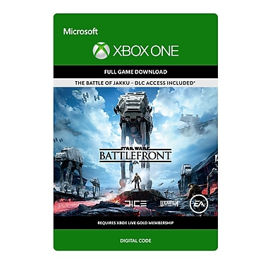 Electronic Arts Star Wars Battlefront, Xbox One [Download]