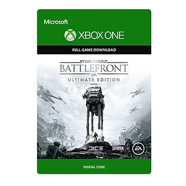 Electronic Arts – Star Wars Battlefront, Édition Ultimate, Xbox One [Téléchargement]