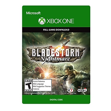 Koei Tecmo Bladestorm: Nightmare, Xbox One [Download]