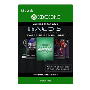 Microsoft Studios – Halo 5 : Guardians – Ensemble Warzone REQ, Xbox One [Téléchargement]