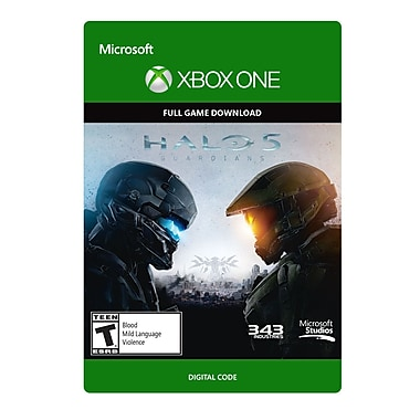 Microsoft Studios Halo 5 Guardians Standard Edition, Xbox One [Download]