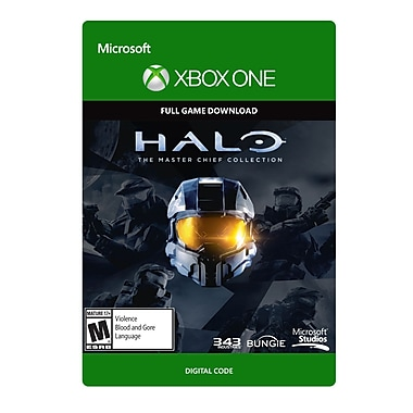 Microsoft Studios Halo: The Master Chief Collection, Xbox One [Download]