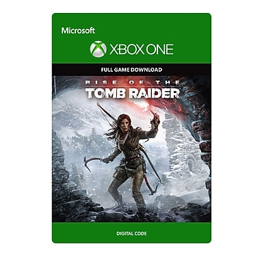 Microsoft Studios Rise of the Tomb Raider, Xbox One [Download]