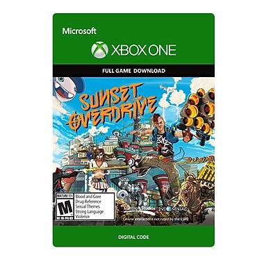 Microsoft Studios Sunset Overdrive, Xbox One [Download]