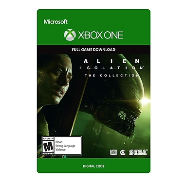 Sega – Alien: Isolation : The Collection, Xbox One [Téléchargement]