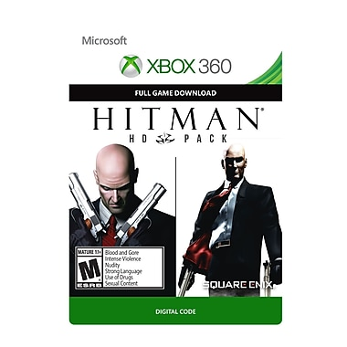 Square Enix Hitman HD Pack, Xbox 360 [Download]