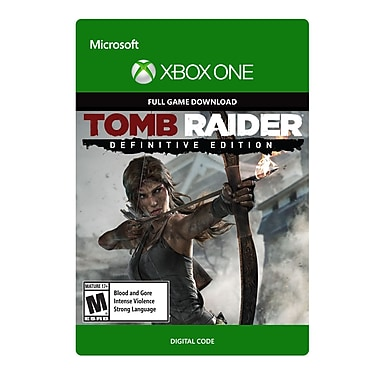 Square Enix Tomb Raider: Definitive Edition, Xbox One [Download]