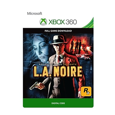 Take-Two L.A. Noire, Xbox 360 [Download]