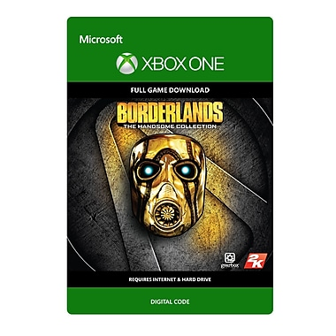 Take-Two – Borderlands : The Handsome Collection, Xbox One [Téléchargement]