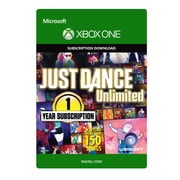 Ubisoft Just Dance Unlimited: 1 Year Subscription, Xbox One [Download]