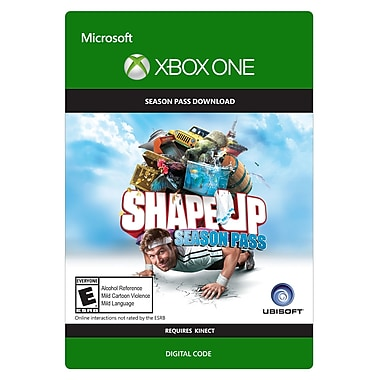 Ubisoft Shape-Up Season Pass, Xbox One [Download]