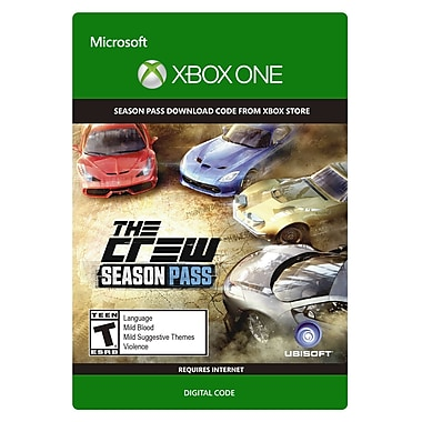 Ubisoft The Crew - Season Pass, Xbox One [Download]