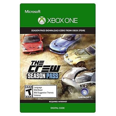 Ubisoft – The Crew passe de saison, Xbox One [Téléchargement]