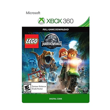 Warner Bros Lego Jurassic World, Xbox 360 [Download]