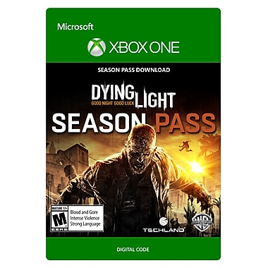 Warner Bros Dying Light Season Pass, Xbox One [Download]