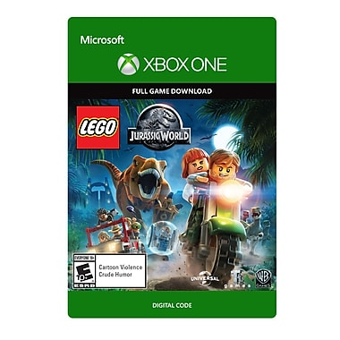 Warner Bros – Lego Jurassic World, Xbox One [Téléchargement]