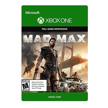Warner Bros Mad Max, Xbox One [Download]