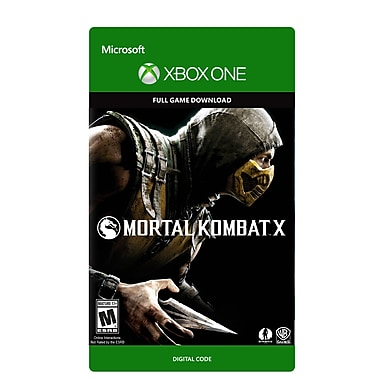 Warner Bros.– Mortal Kombat X, Xbox One [Téléchargement]