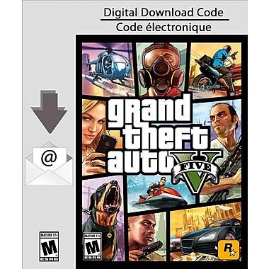 Rockstar Games – Grand Theft Auto V pour PC [Téléchargement]