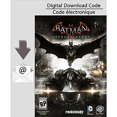 Warner Bros Batman: Arkham Knight, PC [Download]