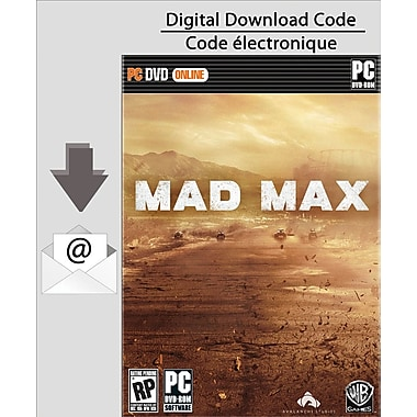 Warner Bros Mad Max, PC [Download]