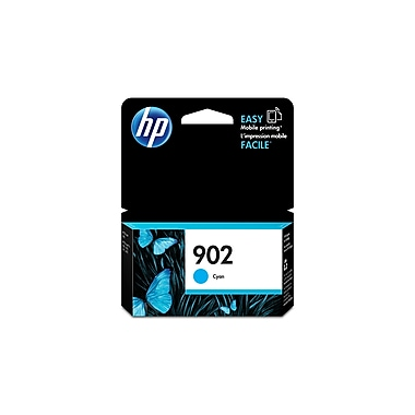HP 902 Cyan Original Ink Cartridge (T6L86AN)