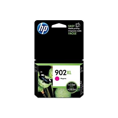 HP 902XL Cartouche d'encre magenta à rendement élevé d'origine (T6M06AN)