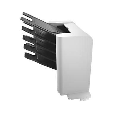 HP – Boîte à lettres LaserJet à 5 bacs, 500 feuilles (F2G81A)