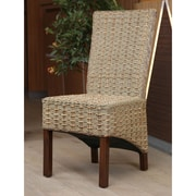 International Caravan Bali Dining Side Chair