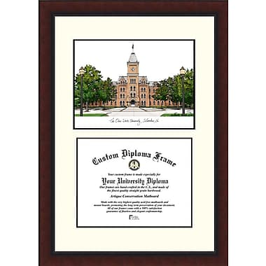 Campus Images NCAA Ohio State University Legacy Scholar Diploma Picture Frame