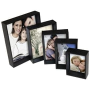 AdecoTrading 5 Piece Decorative Picture Frame Set