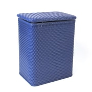 Redmon for Kids Chelsea Pattern Laundry Hamper; Coastal Blue