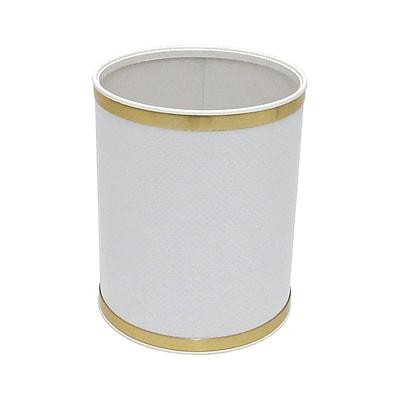 Redmon Bath Jewelry 2 Gallon Waste Basket;