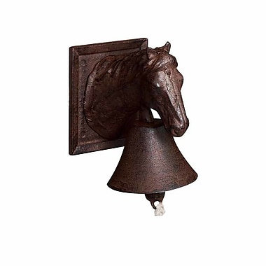 EsschertDesign Best for Boots Horse Doorbell