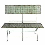 EsschertDesign Industrial Heritage Metal Bench
