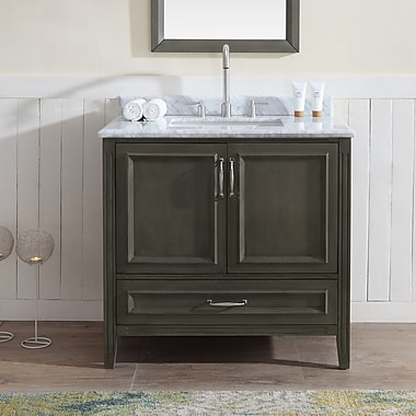 Ari Kitchen & Bath Jude 36'' Single Bathroom Vanity Set