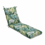 Pillow Perfect Key Cove Lagoon Outdoor Chaise Lounge Cushion