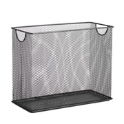 Honey Can Do Mesh Tabletop File, Black (OFC-06209)