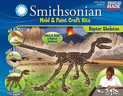 Mold & Paint Kit - Velociraptor (06514)