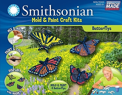 Mold & Paint Kit - Butterfly (06582)