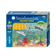 Smithsonian Discovery Jigsaw Puzzle - Ocean Life (06410)