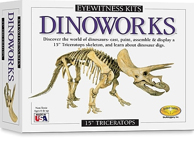 Triceratops Assemble & Display Casting Kit (0512)
