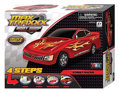 Body Shop - Custom Racer Kit (07320)