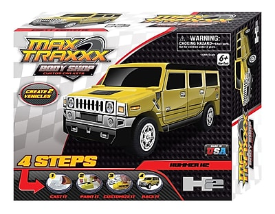 Body Shop - Hummer H2 Kit (07392)