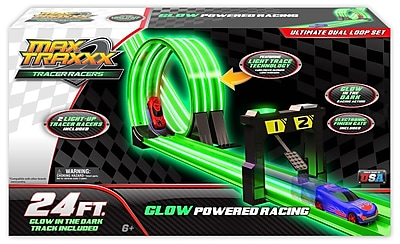 Tracer Racers 24 Foot Loop Gravity Set (097219)