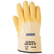 Ansell – Gants Golden Grab-ItMD II en nylon (SEG848), TG (10), calibre 13, 12 paires